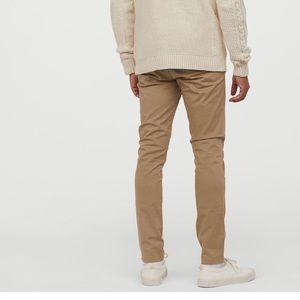 H&M Men's Skinny Fit Chino Pants